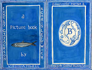 Billingsgate booklet front and back covers